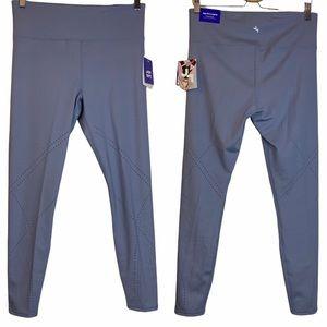JoyLab Blue High Rise 7/8 Leggings Yoga L